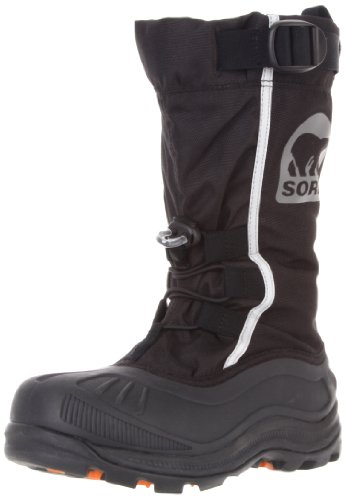 Sorel Women's Alpha PAC NL1485 Boot,Black,5.5 M