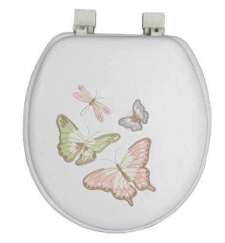 Decorative Toilet Seats Novelty Bathroom Ideas