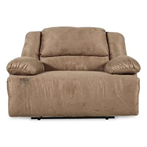 Amazon Com Hogan Mocha Zero Wall Recliner With Wide Seat