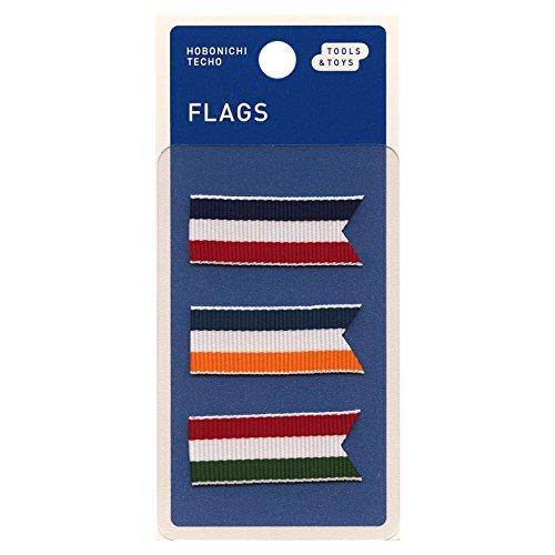 FLAGS/フラッグス ブックマーク【トリコロール】