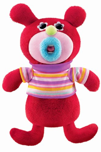 Mattel - Sing-a-ma-jig, Red
