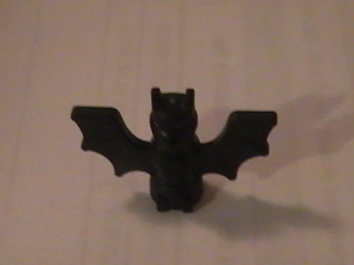 Lego Animal Minifigure: Black Bat