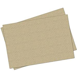 Paper Placemats 48 For 11 X 17 Kraft Paper Home Kitchen