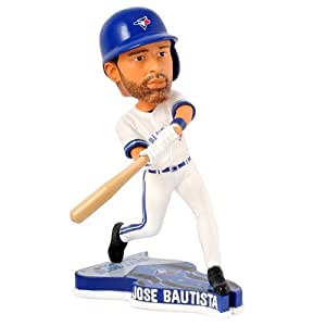 Jose Bautista Toronto Blue Jays 2013 Limited Edition Pennant Base Bobblehead Figurine