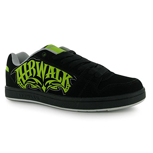 airwalk-zapatillas-para-nino-multicolor-negro-verde-eu-37-cm