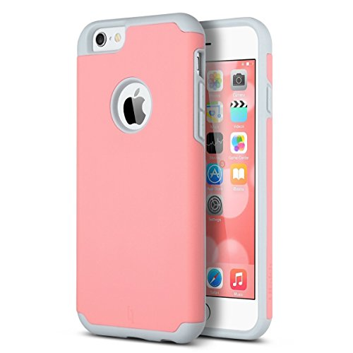 iphone-6-hulle-ulak-iphone-6s-hulle-schlank-hybrid-schutzhulle-silikon-weisse-stossstange-tough-hart