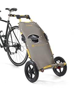 Burley Travoy Bike Trailer by Burley Design