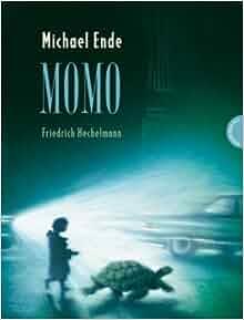 Momo: Michael Ende, Friedrich Hechelmann: 9783522200721: Amazon.com