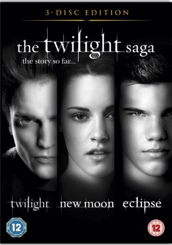 The Twilight Saga Triple Pack [DVD]