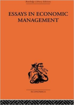 thesis on economics and management Topics available for thesis research in agricultural economics purdue university management metrics for agribusiness sales and marketing managers.