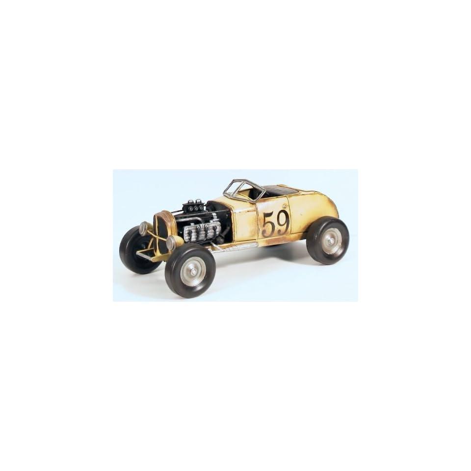 Real Look Jlc1427 Crm 1928 Cream Ford Model A Standard Roadster Replica