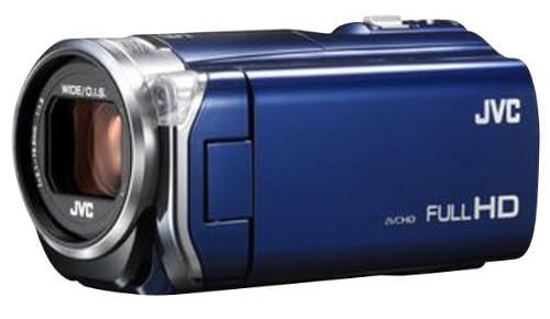 JVCKENWOOD JVC ビデオカメラ EVERIO GZ-E565 内蔵メモリー32GB ロイヤルブルー GZ-E565-A