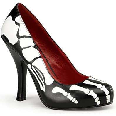 Women's Skeleton Shoes