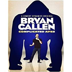 Bryan Callen: Complicated Apes [Blu-ray]