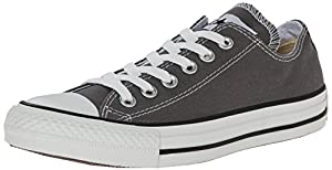 Converse AS Ox Can charcoal 1J794 Unisex-Erwachsene Sneaker, Grau (Charcoal-Anthrazit), EU 39.5(US 6.5)