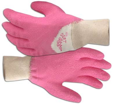 Pink Bubble Gum Dirt Digger Gloves with Cooling Neck Buddy Ladies Gardening Gift Set (x-small) - Buy Pink Bubble Gum Dirt Digger Gloves with Cooling Neck Buddy Ladies Gardening Gift Set (x-small) - Purchase Pink Bubble Gum Dirt Digger Gloves with Cooling Neck Buddy Ladies Gardening Gift Set (x-small) (In the Garden and More, Home & Garden,Categories,Patio Lawn & Garden,Outdoor Decor)