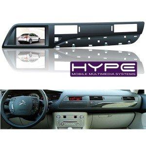 lile buy hype hsb7677gps autoradio 2 din gps 16cm dvd usb sd pour citroen c5 sale. Black Bedroom Furniture Sets. Home Design Ideas