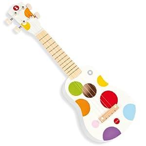 guitare janod jeux et jouets sur enperdresonlapin. Black Bedroom Furniture Sets. Home Design Ideas
