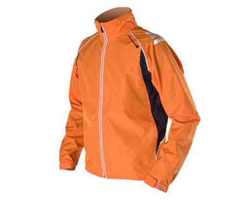 Buy Low Price ENDURA Endura Laser II Jacket 2012 Small Tangerine (E9022T/3)