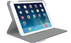 Logitech Folio Protective Case for iPad Air, Purple (939-000711)