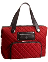 Knomo Red Shoulder Bag 50
