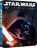 Star Wars: The Original Trilogy, Episodes IV-VI (Limited Edition Steelbook) [Blu-ray]