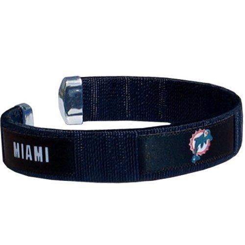 NFL Miami Dolphins Fan Band Bracelet