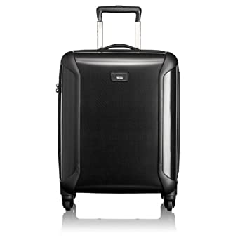 Tumi Luggage Tegra-Lite Continental Carry-On, Carbon, One Size