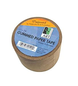 Gummed Paper Tape 2In X 75Ft