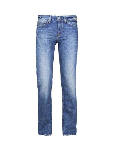 Jeans Slimmy Tucker Blues 7 For All Mankind W32 L34 Men's