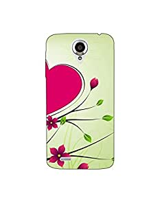 LENOVO S820 ht003 (174) Mobile Case from Mott2 - Heart Smile Love Cute (Limited Time Offers,Please Check the Details Below)