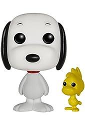 FunKo POP TV: Peanuts - Snoopy & Woodstock Toy Figure