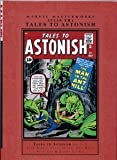 Marvel Masterworks Presents Atlas Era Tales to Astonish 3