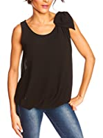 JUST SUCCES Top Samantha (Negro)