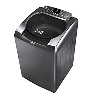Whirlpool Bloom Wash 7213H Top-loading Washing Machine (7.2 Kg, Graphite)