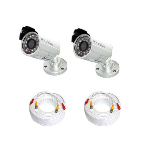 LaView 2 Pack 600TVL