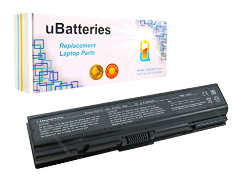 Click to buy UBatteries Laptop Battery Toshiba Satellite A305D-S6867 - 9 Cell, 6600mAh - From only $29.96