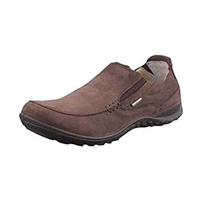 Woodland Men Gc 1406114 Nubuck Loafers available at Amazon for Rs.3195