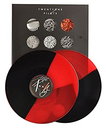 Twenty One Pilots Autographed Vinyl Twenty One Pilots