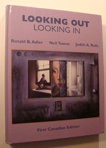 Looking Out, Looking In Canadian Edition