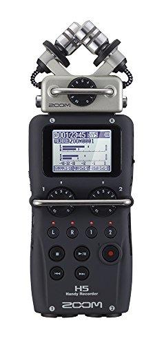 ZOOM ズーム ハンディーレコーダー H5 リニアPCMレコーダー