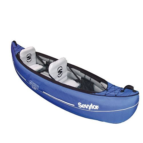 Sevylor Canyon 2 Person Inflatable Canoe 2011