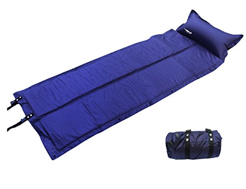 Luxetempo Lightweight Self Inflating Camp Pad Tent Air