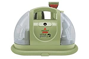BISSELL Little Green Multi-Purpose Portable Carpet Cleaner, 1400B