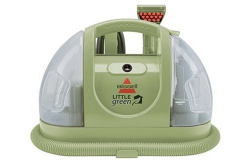 BISSELL 1400B Multi-Purpose Portable Carpet Cleaner, Green (Carpet Spot Cleaner Handheld compare prices)