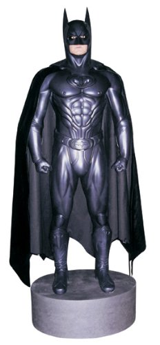Life Size Batman Display - Official Superhero Costume