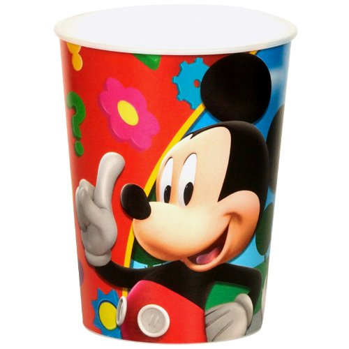 Mickey'S Clubhouse Plastic Cup front-1045521
