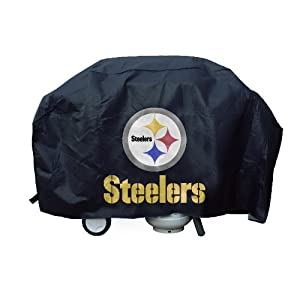 NFL Pittsburgh Steelers 68-Inch Grill Cover by Rico