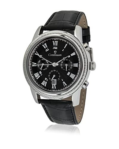 Continuum Reloj CT120110 Negro 42 mm