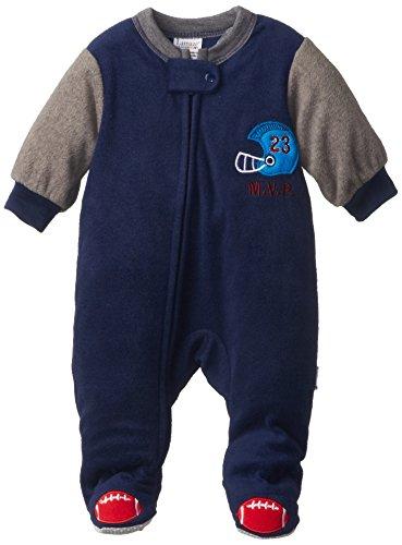 Lamaze Baby-Boys Newborn Boy Blanket Sleeper, Helmet, 6-9 Months